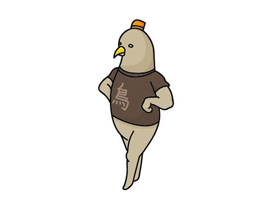 ニワトリ鳥人